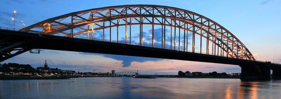 Pixabay Waalbrug Nijmegen