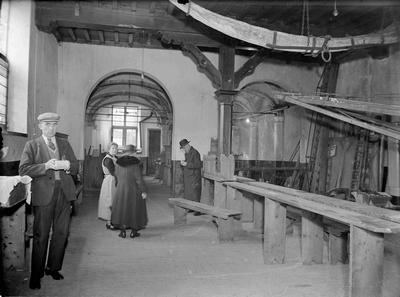 Waaggebouw Nijmegen interieur 1930