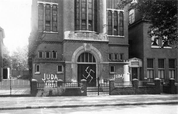 Synagoge Gerard Noodtstraat Nijmegen