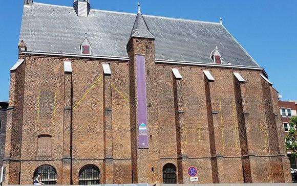 Marienburgkapel Nijmegen bouwgeschiedenis