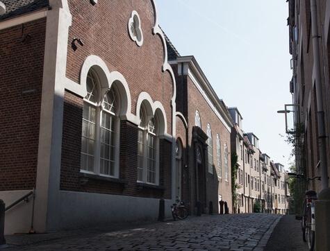 Synagoge Nonnenstraat Nijmegen (c) Hans van Meteren
