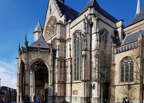 Zuiderportaal Stevenskerk Nijmegen