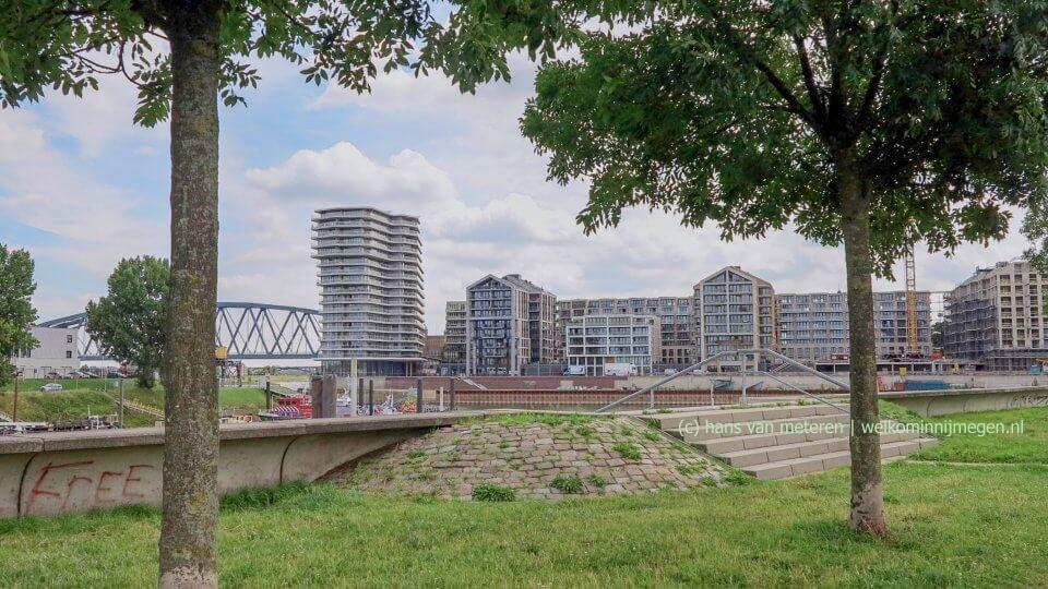 Waalhaven in Nijmegen 2019