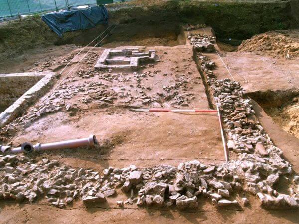 Oppdidum Batavorum Bron: Bureau Archeologie Nijmegen