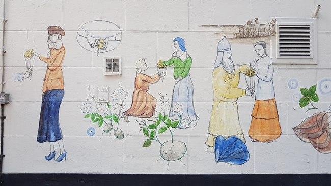 De middeleeuwen leven in Nijmegen