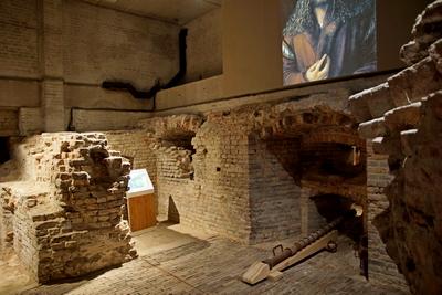 De Bastei in de historische Stratenmakerstoren