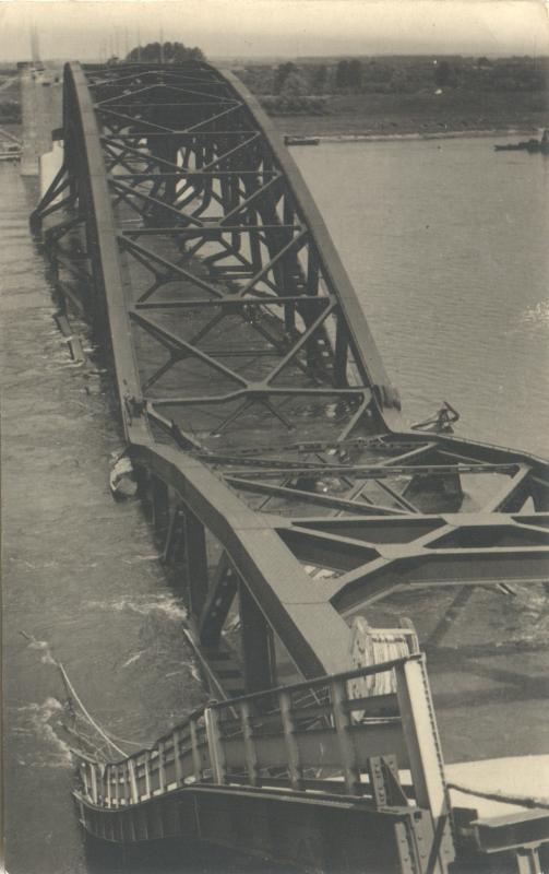 Waalbrug 1940